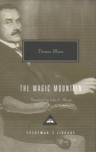 9781857152890: The Magic Mountain (Everyman's Library Contemporary Classics)