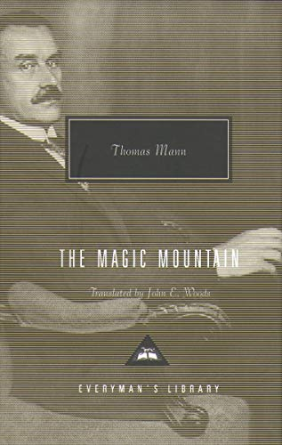9781857152890: The Magic Mountain (Everyman's Library Contemporary Classics)