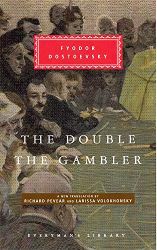 9781857152951: The Double and The Gambler (Everyman's Library)
