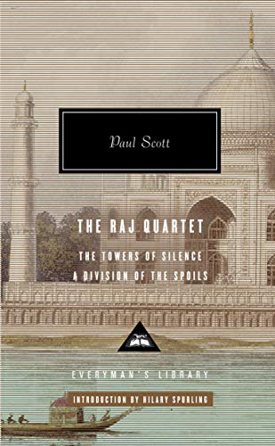 The Raj Quartet: v. 2: Scott, Paul