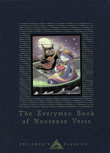 9781857155143: Everyman Book Of Nonsense Verse (Everyman's Library CHILDREN'S CLASSICS)