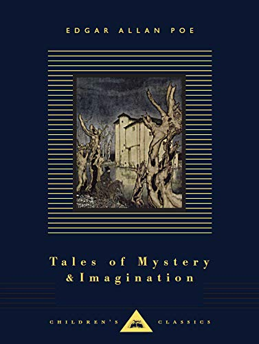 9781857155228: Tales of Mystery and Imagination (Everyman's Library CHILDREN'S CLASSICS)