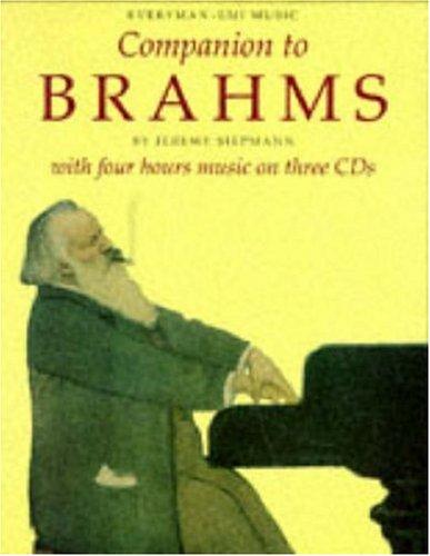 9781857156041: Brahms (Everyman-EMI Music Companions)