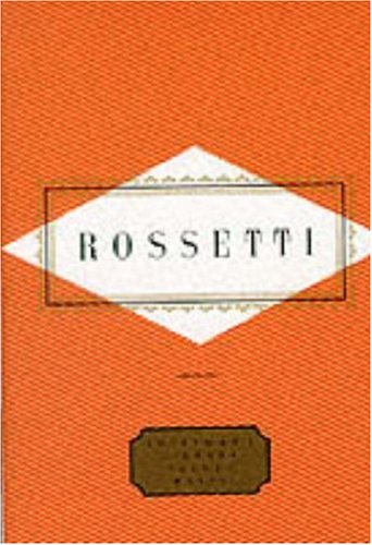Poems (Everyman's Pocket Poets): Rossetti, Christina