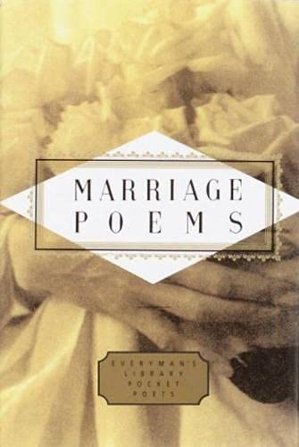 Marriage Poems (Everyman's Library Pocket Poets) Hollander,