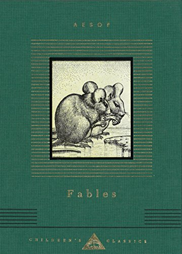 9781857159004: Fables (Everyman's Library CHILDREN'S CLASSICS)