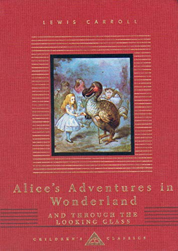 9781857159042: Alice's Adventures in Wonderland and Through The Looking Glass