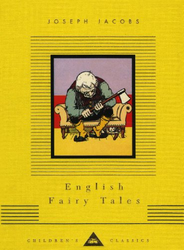 9781857159172: English Fairy Tales (Everyman's Library Children's Classics)