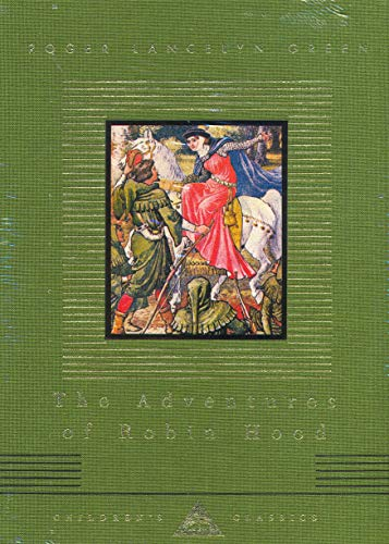 9781857159271: The Adventures Of Robin Hood (Everyman's Library Children's Classics)