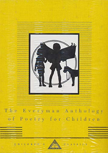 The Everyman Anthology Of Poetry For Children: Avery, Gillian