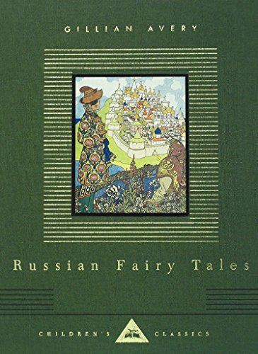 9781857159356: Russian Fairy Tales (Everyman's Library CHILDREN'S CLASSICS)