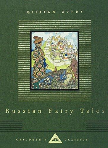 9781857159356: Russian Fairy Tales (Everyman's Library Children's Classics)