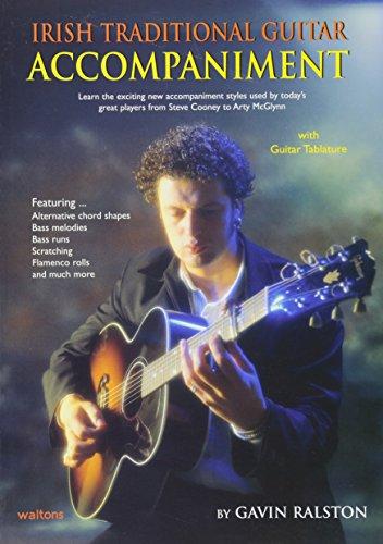 9781857200782: Irish Traditional Guitar Accompaniment