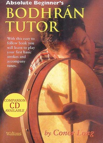 9781857200805: Absolute Beginners Bodhran Tutor Conor L