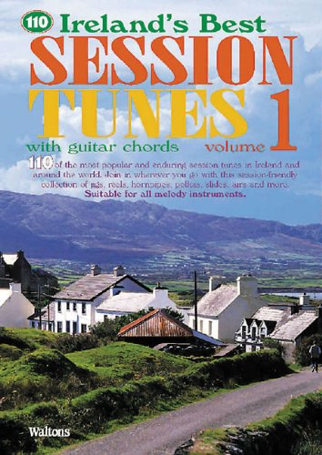 9781857200850: 110 Ireland's Best Session Tunes - Volume 1: with Guitar Chords