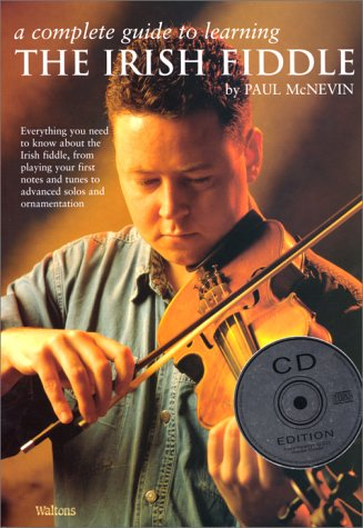 9781857200997: Irish Fiddle Mcnevin Book CD