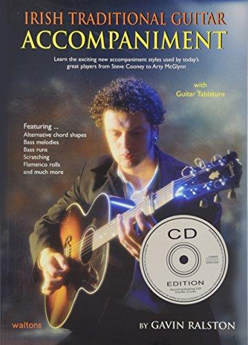 9781857201000: Irish Traditional Guitar Accompaniment