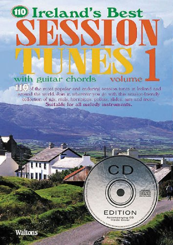 9781857201079: 110 Ireland's Best Session Tunes - Volume 1: with Guitar Chords (Ireland's Best Collection)