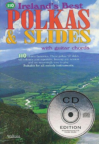 9781857201086: 110 Ireland's Best Polkas and Slides + CD