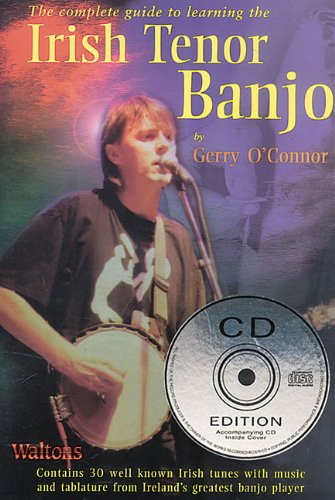 IRISH TENOR BANJO OCONNOR BOOK CD 4 STRI: UNKNOWN