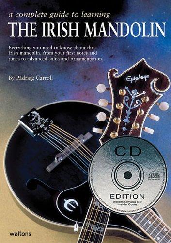 9781857201215: Irish Mandolin Carroll Bk CD