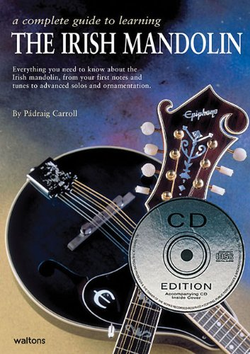 9781857201215: A Complete Guide to Learning the Irish Mandolin