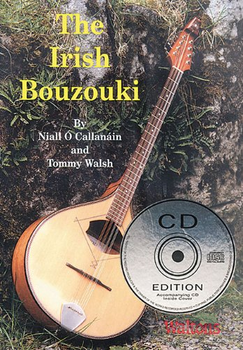 9781857201222: Irish Bouzouki Walshocallanain Bk CD