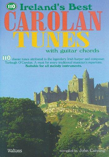 9781857201253: 110 Ireland's Best Carolan Tunes: with Guitar Chords