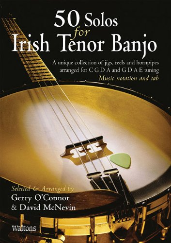 9781857201475: 50 Solos for Irish Tenor Banjo