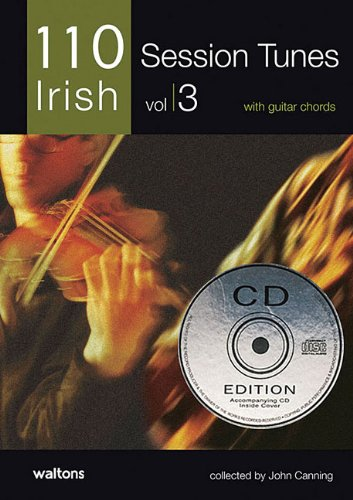 9781857201895: 110 Best Irish Session Tunes Vol 3 Bkcd (110 Irish Session Tunes with Guitar Chords)