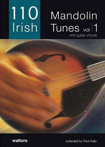 9781857201901: 110 Irish Mandolin Tunes: with Guitar Chords