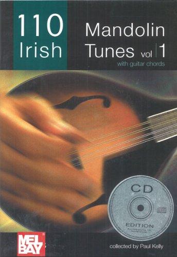 9781857201918: 110 Irish Mandolin Tunes V01