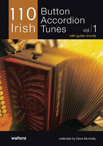 9781857201949: 110 Irish Button Accordion Tunes: with Guitar Chords