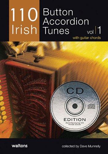 9781857201956: 110 Irish Button Accordion Tunes: with Guitar Chords