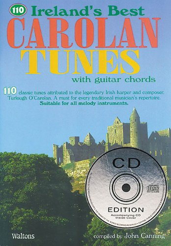 9781857202045: 110 Ireland's Best Carolan Tunes: with Guitar Chords