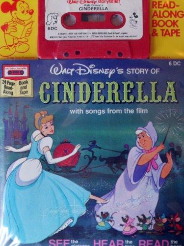 9781857221619: Cinderella (Disney Read-Along Collection)