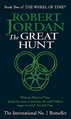 9781857230277: The Great Hunt: Book 2 of the Wheel of Time