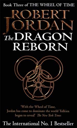 9781857230659: The Dragon Reborn: Book 3 of the Wheel of Time