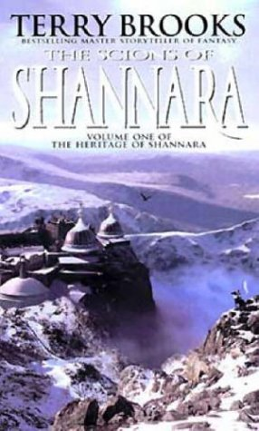 9781857230758: The Scions of Shannara (The Heritage of Shannara)