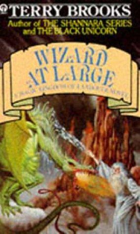 9781857231038: Wizard at Large (Orbit Books)