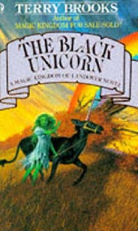 9781857231083: The Black Unicorn: The Magic Kingdom of Landover, vol 2