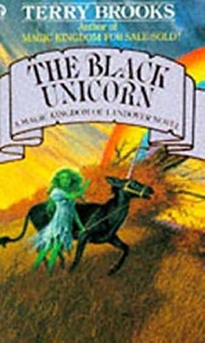 9781857231083: The Black Unicorn (Magic Kingdom of Landover)