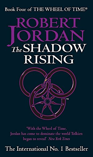 9781857231212: The Shadow Rising: Book 4 of the Wheel of Time: 4/12