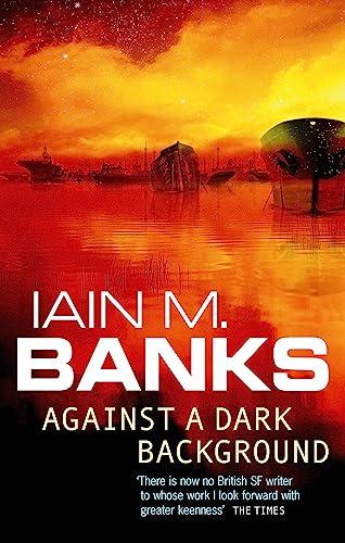 9781857231793: Against A Dark Background