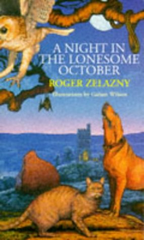 9781857232172: A Night in the Lonesome October