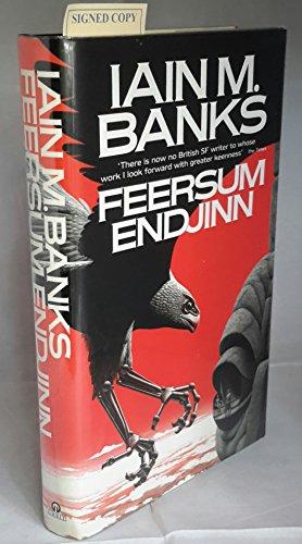 Feersum Endjinn: Banks, Iain