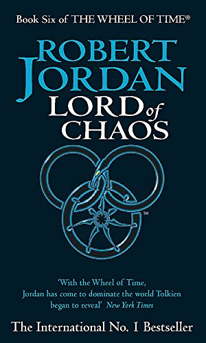 9781857233001: Lord Of Chaos 6. The Wheel Of Time: 6/12