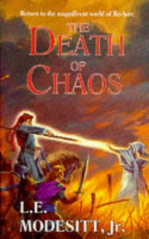 9781857233698: The Death of Chaos ([Recluce])