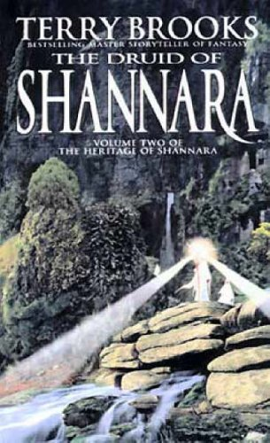 9781857233803: The Druid of Shannara (Book Two of the Heritage of Shannara)