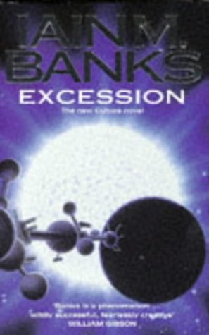 Excession (Culture) 1st edition Signed